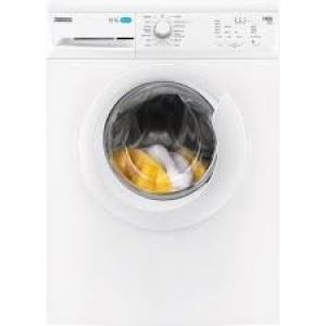 Zanussi, Lindo 8KG, 1400 Spin, Washing Machine I White-0