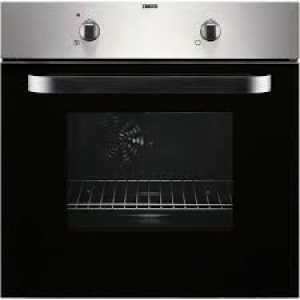 Zanussi Built-In Electric Single Oven - Stainless Steel -0